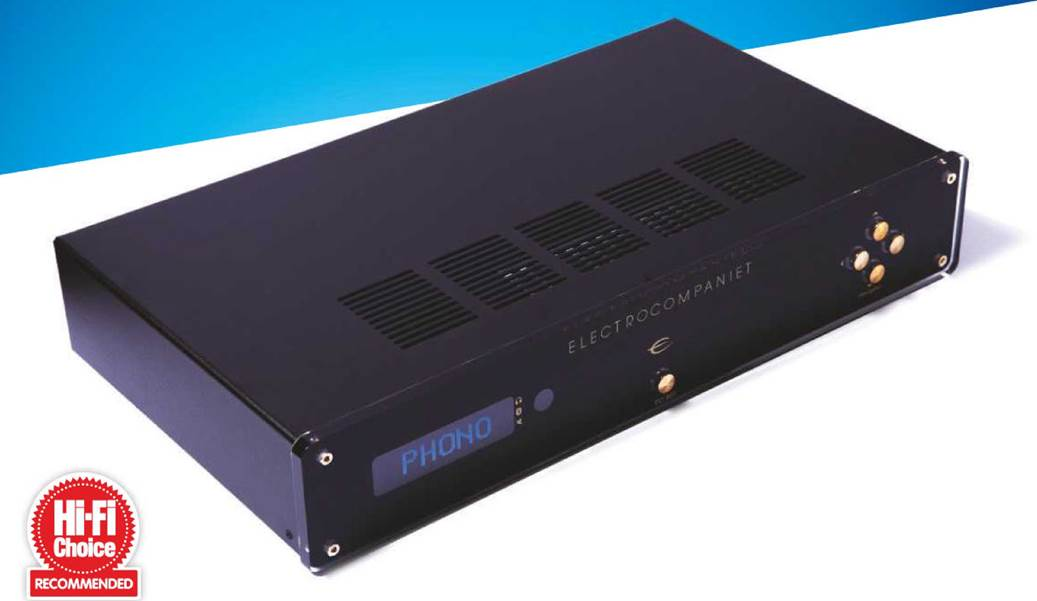 Electrocompaniet ECI 80D Review