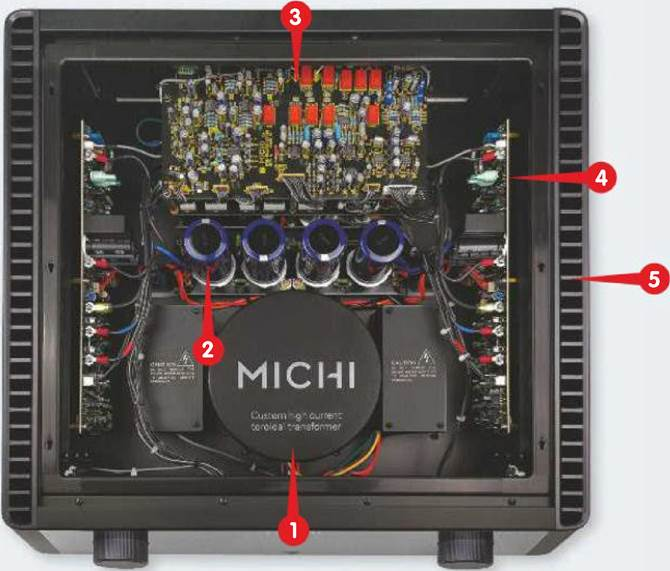 Rotel Michi X3 Review