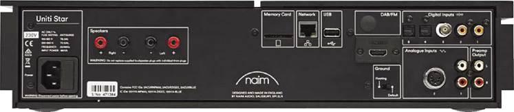 NAIM UNITI STAR Review