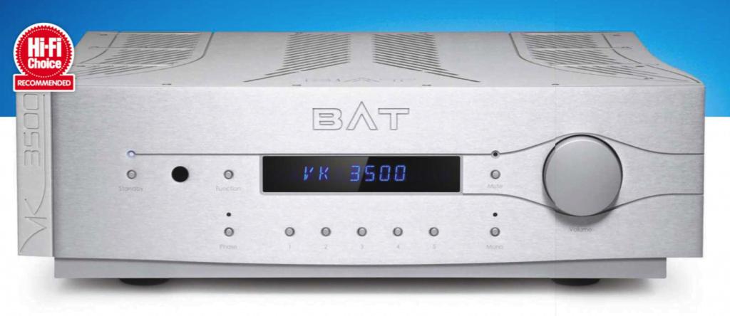 Balanced Audio Technology VK-3500 Review