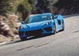 Chevy Corvette Stingray Z51 Review – Blue angel